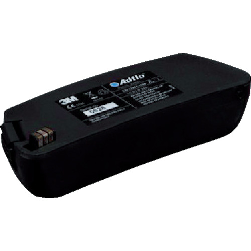 3M アドフロー用バッテリー ロングライフタイプ 837621(837621)