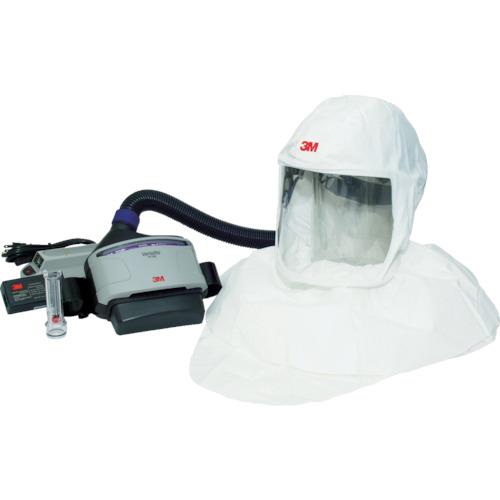3M バーサフロー 電動ファン付き呼吸用保護具(JTRS657J)