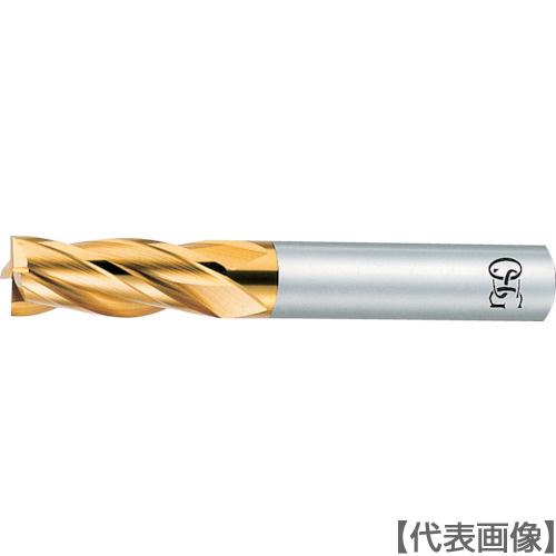 OSG ハイスエンドミル TIN 多刃ショート 23(EXTINEMS23)