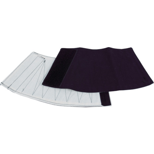 TRUSCO ファッション通販 綿帆布製手首カバー 厚手タイプLL メーカー再生品 TTKHLL