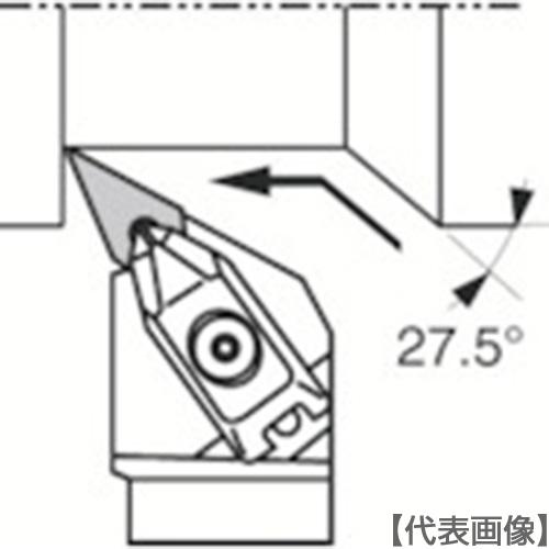 京セラ 外径加工用ホルダ(DVPNR2525M16)