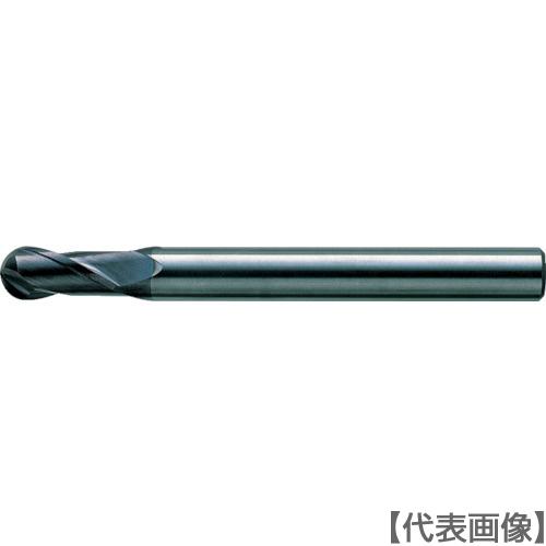 三菱K ミラクル超硬ボールエンドミル(VC2MBR0600)