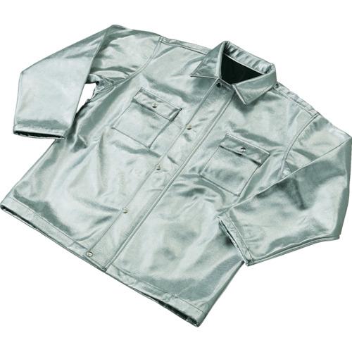 TRUSCO スーパープラチナ遮熱作業服 上着 Lサイズ(TSP1L)
