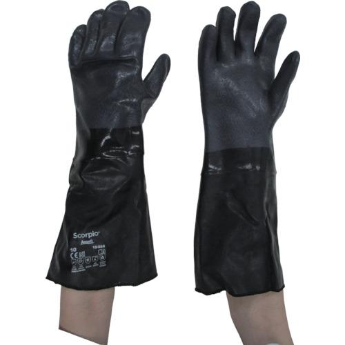 アンセル 耐熱手袋 スコーピオショート LL(NO1902410)