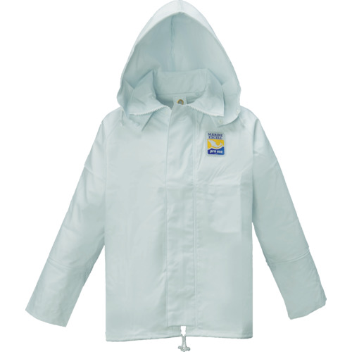 ロゴス マリンエクセル ジャンパー ホワイト 3L(12020610)