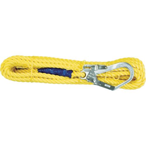 ツヨロン 昇降移動用親綱ロープ 20メートル(L20TPBX)