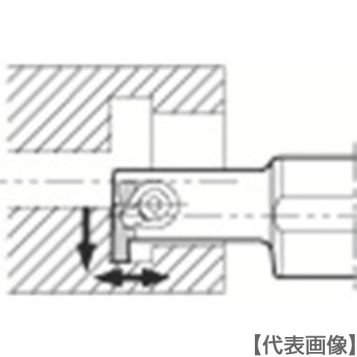 京セラ 溝入れ用ホルダ(GIVR16201A)