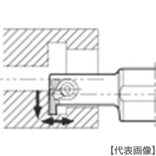 京セラ 溝入れ用ホルダ(GIVR20252B)
