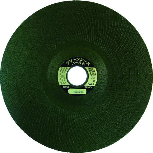 レヂボン グリーンエースゴールドGA6 180×6×22 36(GA180636)