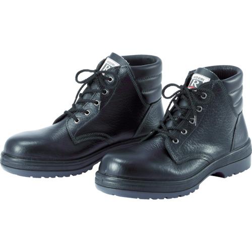 ミドリ安全 ラバーテック中編上靴 24.5cm(RT92024.5)