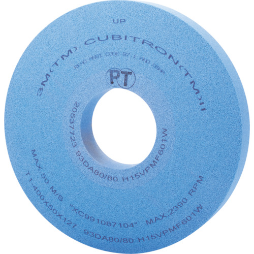 品質満点 3M キュービトロン2 精密円筒研削用砥石(350X3893DA60H8):ペイントアンドツール, BM WORKS JAPAN:823ff824 --- fricanospizzaalpine.com