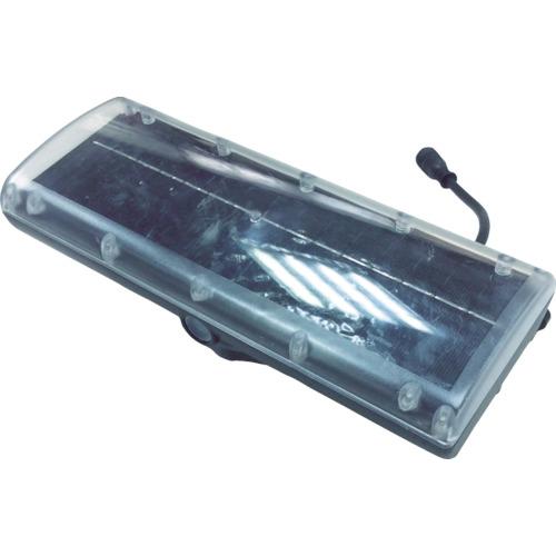 仙台銘板 ネオパワーVミニ軽量型矢印板用ソーラー電源 H110×W280mm(3093109)