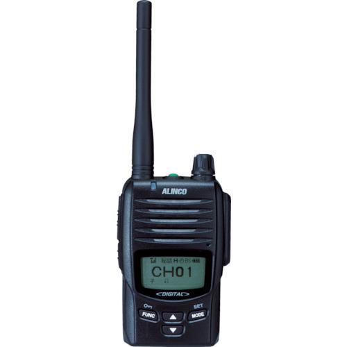 アルインコ デジタル登録局無線機5W(AMBE)大容量バッテリーセット(DJDPS50B)