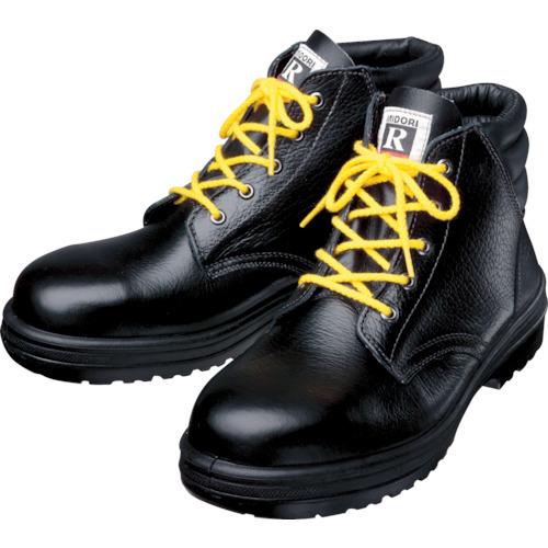 ミドリ安全 静電中編上靴 24.0cm(RT920S24.0)