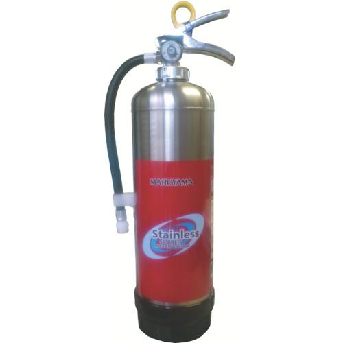 マルヤマ 蓄圧式強化液ステンレス消火器3L(KLB3PSUS)