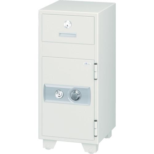 エーコー 投入型ダイヤル式耐火金庫 PS-20(PS20)