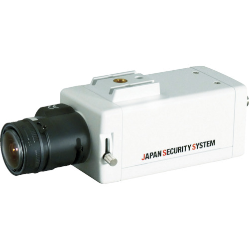 日本防犯システム AHD対応2.2メガピクセル屋内ボックスカメラ(JSCA1012)