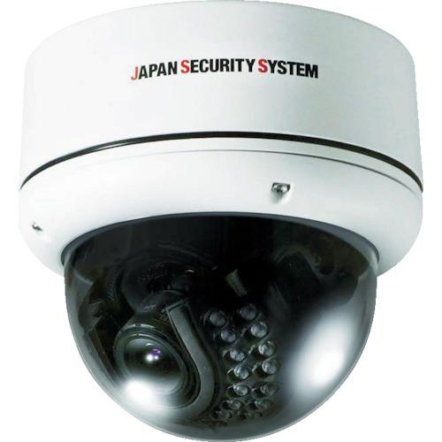 日本防犯システム AHD対応2.2メガピクセル屋外IRドームカメラ(JSCA1021)