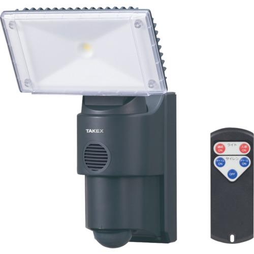 竹中 サイレン付LED人感ライト(LCL30SI)