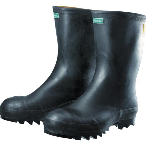 シモン 静電安全ゴム長靴 844静電靴 25.0cm(844S25.0)