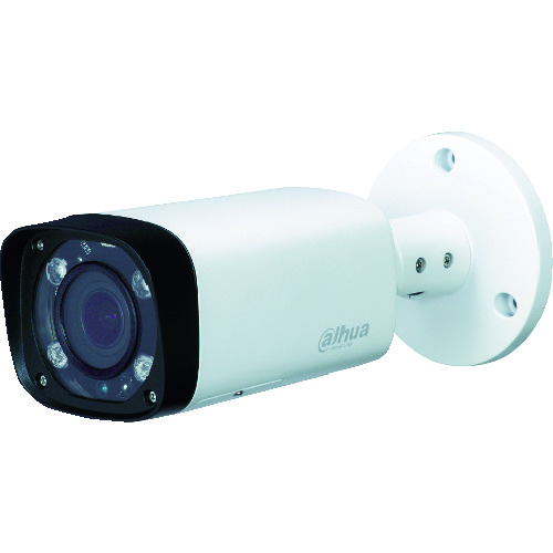 Dahua 2M IR防水バレット型カメラ 72×80×212.8 ホワイト(DHIPCHFW2201RNZS)