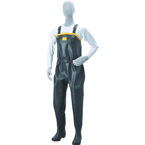 SHIBATA 胴付水中長靴 ND010 25.5CM(ND01025.5)