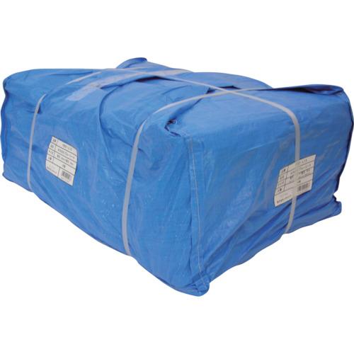 ユタカ シート #3000ブルーシート大畳み 5.4m×5.4m 5枚入(PBZL13)