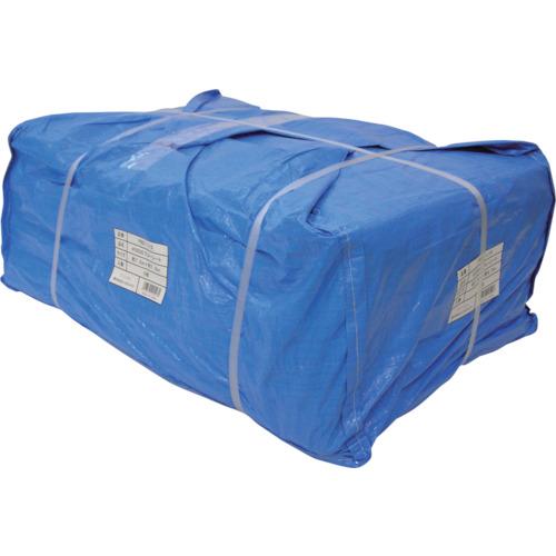 ユタカ シート #3000ブルーシート大畳み 7.2m×7.2m 3枚入(PBZL15)代引き不可
