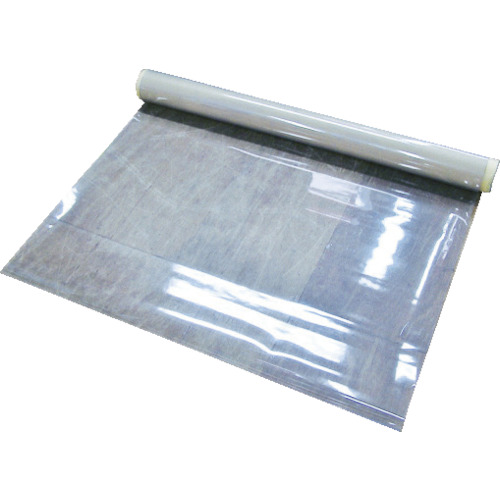 TRUSCO 窓用防音透明シート UVカットタイプ 920mmX2m 厚み2mm(TSFP2ST)