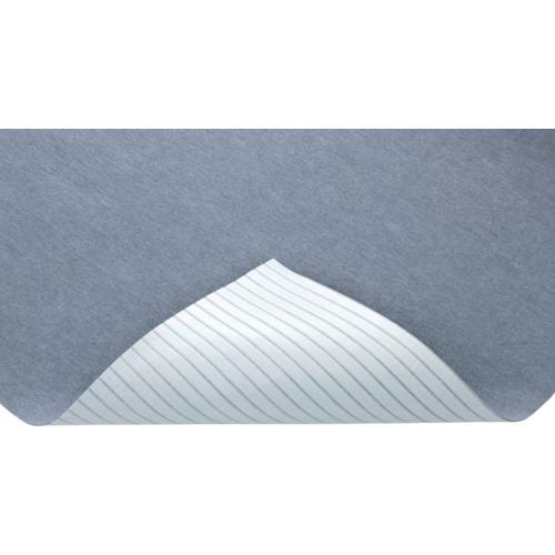 ワタナベ 養生用粘着ぴたマット ロール グレー 91cm×20m(KPR3059120)
