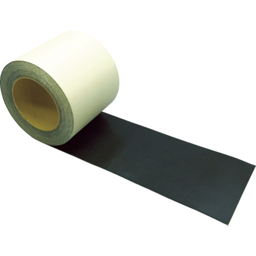 ユタカ シート補修用強力粘着テープ ブラック 10cmx20m(PSHB2)