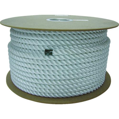 ユタカ ナイロン3打ロープドラム巻 16φ×100m(PRJ16)