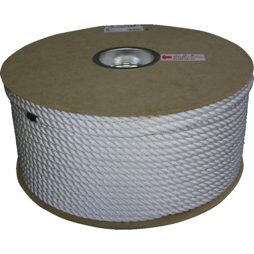 ユタカ ナイロン3ツ打ロープドラム巻 9φ×150m(PRJ5)