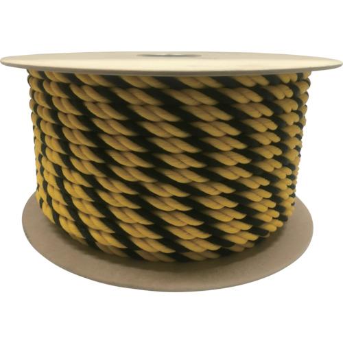 ユタカ 標識ロープドラム巻 16mm×100m(PRY16)