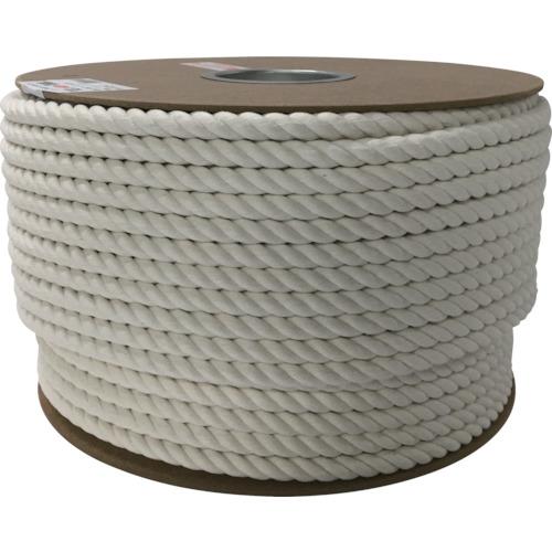 ユタカ 綿ロープドラム巻 12φ×100m(PRC6)