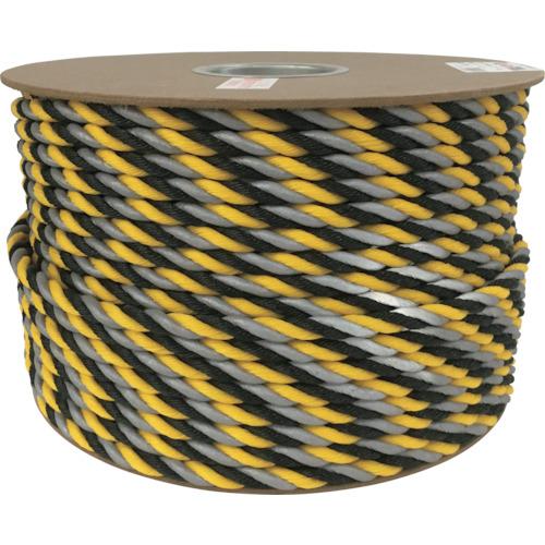 ユタカ 反射標識ロープ 12φ×100m(PRYH2)