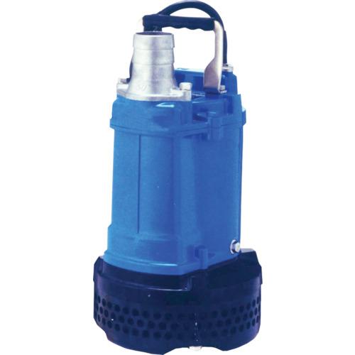 ツルミ 一般工事排水用水中ハイスピンポンプ 50Hz(KTV2850HZ)