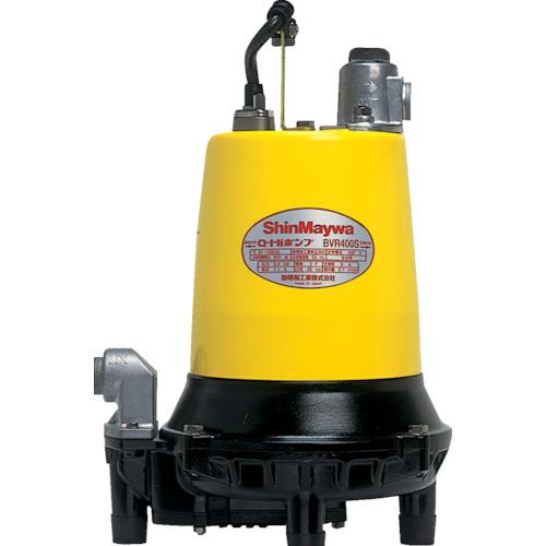 新明和 残水用自吸ポンプ(BVR400S)