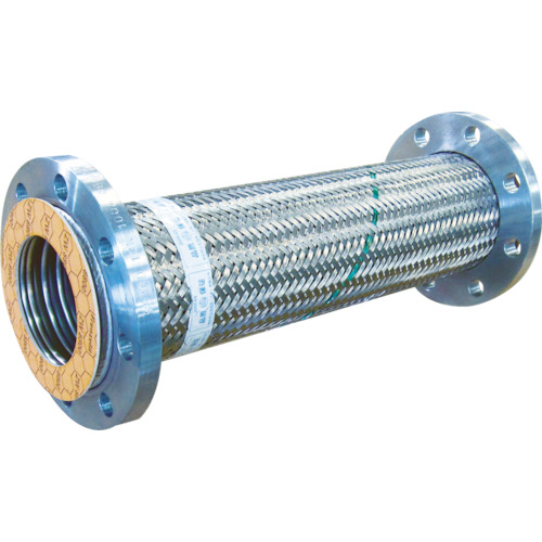 トーフレ フランジ無溶接型フレキ 10K SS400 100AX1000L(TF231001000)