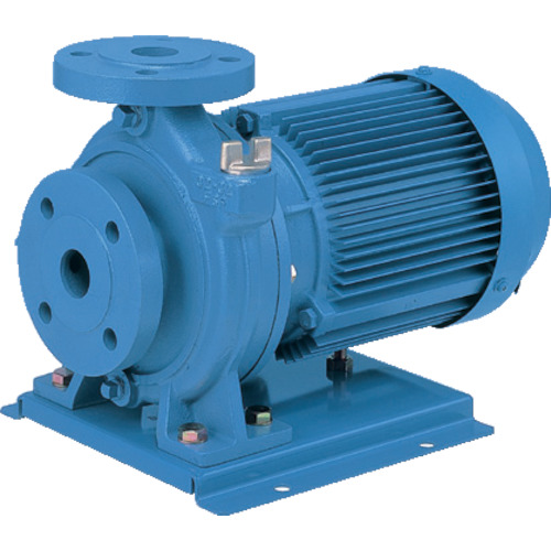 エバラ 片吸込渦巻ポンプ 口径50X40mm 2.2kW 50HZ(50X40FSGD52.2E)