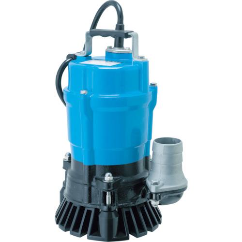 ツルミ 一般工事排水用水中ハイスピンポンプ 60Hz(HS2.4S)