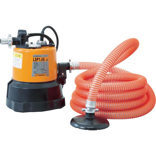 ツルミ 残水吸排水用スイープポンプ 50Hz(LSP1.4S)