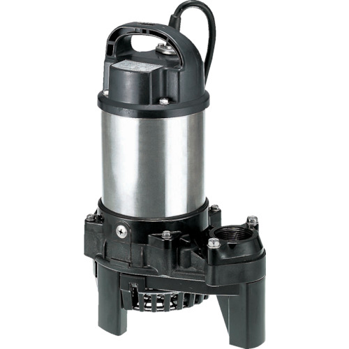 ツルミ 樹脂製汚水用水中ポンプ 60HZ(40PSF2.4)