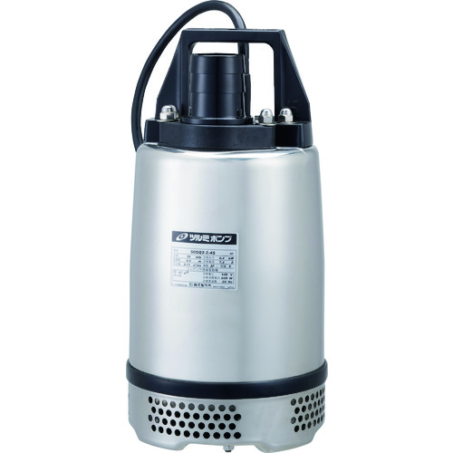円高還元 ツルミ ツルミ ステンレス製水中ハイスピンポンプ 50HZ 50Hz(50SQ2.4):ペイントアンドツール-DIY・工具