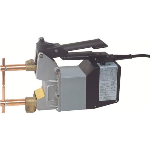 大同 タイマー内臓型スポット溶接機 空冷手加圧 溶接能力 2.5+2.5(ART7902)