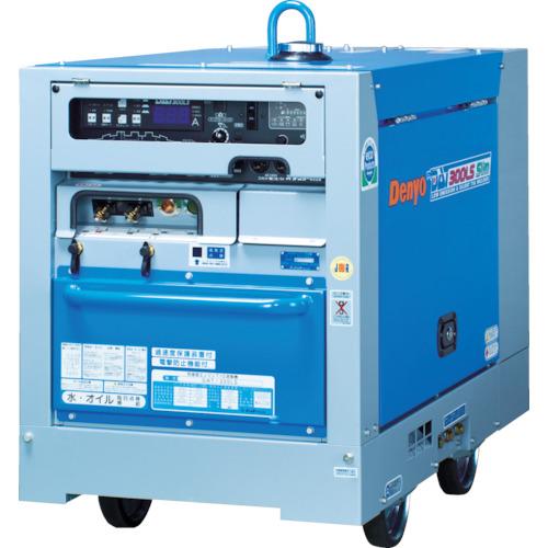 デンヨー 防音型ディーゼルエンジン溶接機(DAT300LS)