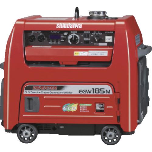 新ダイワ エンジン溶接機・兼発電機185Aインバータ発電(EGW185MI)