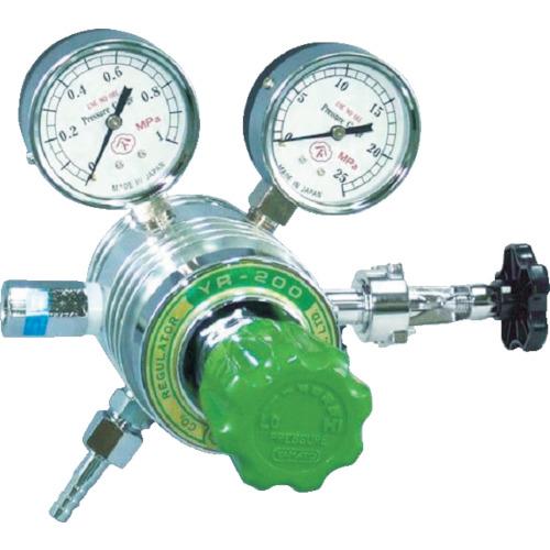ヤマト フィン付圧力調整器 YR-200ヨーク枠タイプ(YR200AYO1)