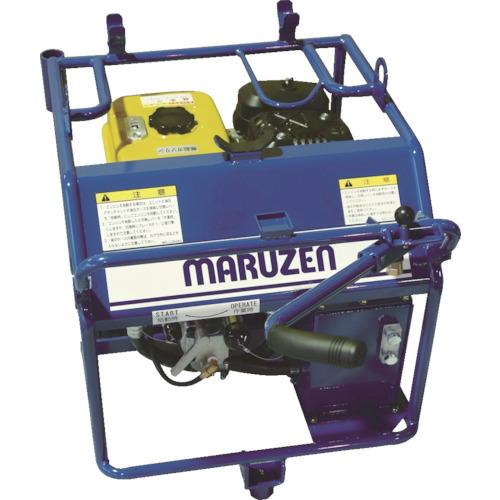 丸善工業 油圧パワ-ユニット615×480×590青40kg(U0701)