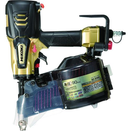 HiKOKI 高圧ロール釘打機 メタリックゴールド(NV90HR)【工機ホールディングス(株)】